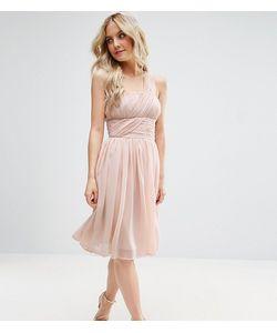 ASOS PETITE | Платье На Одно Плечо Wedding