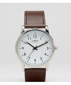 Limit | Часы С Коричневым Ремешком Эксклюзивно Для