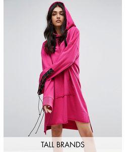 Daisy Street Tall   Удлиненное Платье С Капюшоном