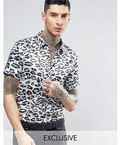 Reclaimed Vintage | Рубашка Классического Кроя Inspi Party