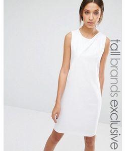 Y.A.S Tall | Платье Без Рукавов Со Складкой Спереди Alberte