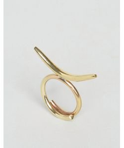 Made | Кольцо Curve