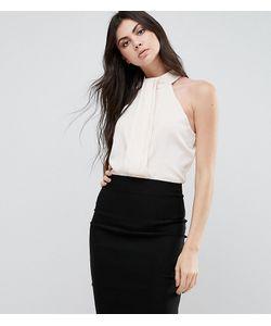 Vesper Tall | Платье-Футляр С Контрастным Лифом