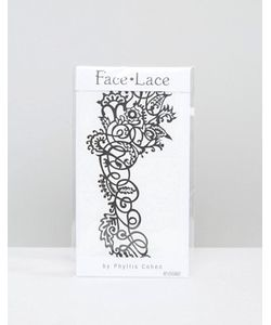 Facelace | Украшение Для Лица Face Lace Mehndoodle