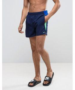 Nike | Темно Шорты Для Плавания Current Ness7433 440