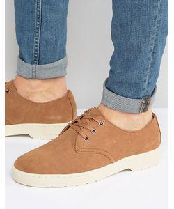 Dr. Martens | Замшевые Туфли С 3 Парами Люверсов Dr Martens Coronado
