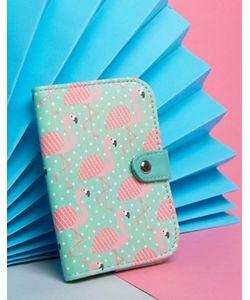 Sass & Belle   Обложка Для Паспорта С Фламинго