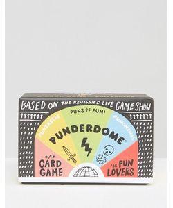 Gifts | Карточная Игра Для Любителей Каламбуров Punderdome