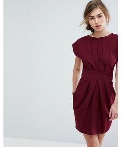 Closet London | Платье-Тюльпан