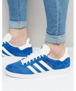 adidas Originals | Синие Кроссовки Gazelle S76227