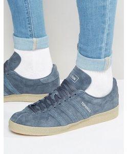 adidas Originals | Синие Кроссовки Topanga S80058