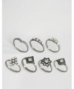 Pieces | Наборные Кольца Filipa