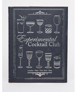Books | Книга Experimental Cocktail Club