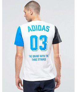 adidas Originals | Футболка Boldpanel Az1049