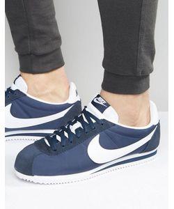 Nike | Нейлоновые Кроссовки Classic Cortez 807472-410