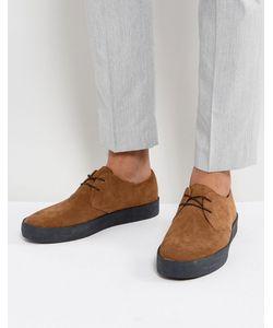 Vagabond | Замшевые Туфли С Подошвой С Эффектом Крепа Luis