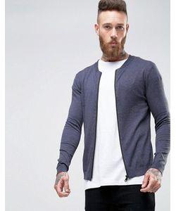 Asos | Облегающая Курткапилот Из Хлопкового Трикотажа