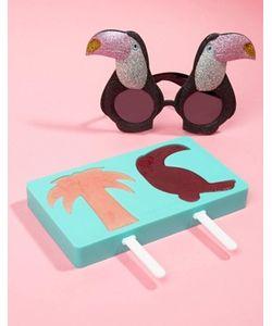 SunnyLife | Формы Для Мороженого С Тропическим Дизайном