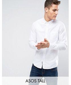 Asos | Оксфордская Рубашка Классического Кроя В Стиле Casual Tall