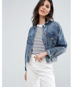 Ditto's | Укороченная Джинсовая Куртка Tiffany
