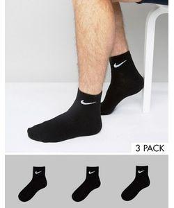 Nike | 3 Пары Носков Длиной Три Четверти Sx4706-001