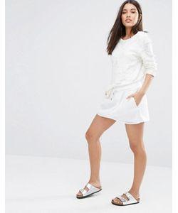 Nike | Юбка С Сетчатой Отделкой Premium