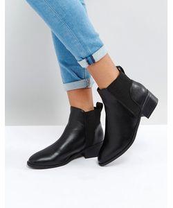 New Look | Ботинки Челси Со Вставками В Рубчик