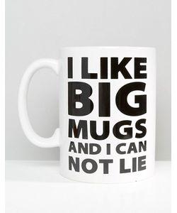 Gifts | Большая Кружка I Like Big Mugs