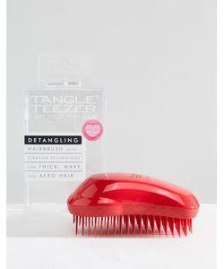 Tangle Teezer | Щетка Для Распутывания Густых И Вьющихся Волос Salsa