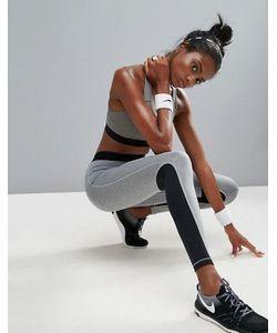 Nike | Леггинсы Со Вставками