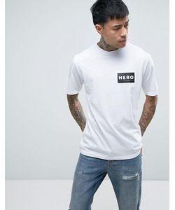 Heros Heroine   T-Shirt In With Logo