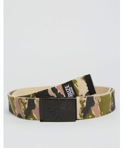 Abuze London | Clip Belt With Camo Print
