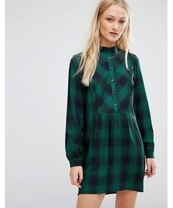 New Lily | Платье В Клетку Newlily