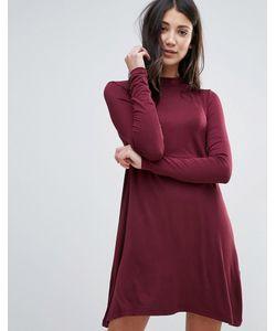 Brave Soul | Свободное Трикотажное Платье