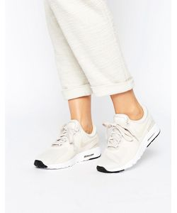 Nike | Кроссовки Овсяного Цвета Air Max Zero