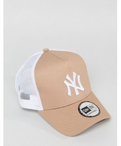 New Era   Кепка С Логотипом Ny Yankees Trucker