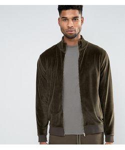 Asos | Велюровая Спортивная Куртка Tall