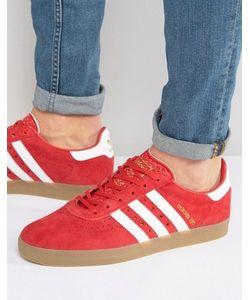 adidas Originals | Красные Кроссовки 350 By1863