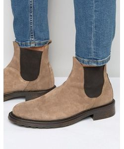 Hudson London | Ботинки Челси Из Нубука Denne