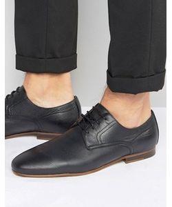 Zign | Кожаные Туфли На Шнуровке