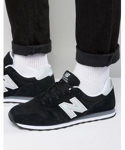 New Balance | Черные Кроссовки Modern Classic 373 Ml373gre