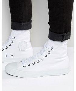 Converse | Белые Высокие Кроссовки All Star 1u646