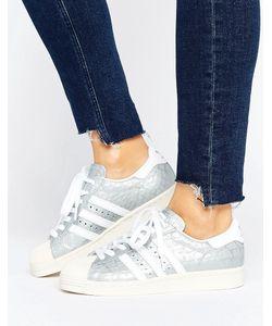 Adidas | Кроссовки В Стиле 80-Х Superstar