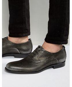 BOSS | Оксфордские Туфли Металлик Hugo By Hugo Sigma