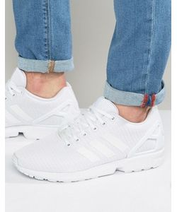 adidas Originals | Белые Кроссовки Zx Flux S32277