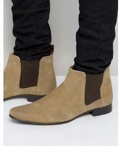 Asos | Замшевые Ботинки Chelsea