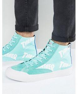 Huf | Высокие Кроссовки С Логотипом X Thrasher