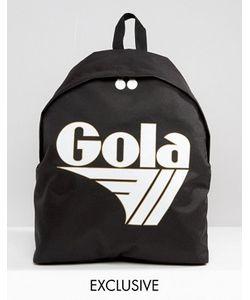 Gola | Классический Черно Рюкзак Эксклюзивно Для