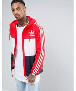 adidas Originals | Красная Ветровка Clfn Bk5939