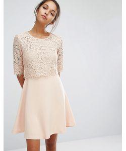 Suncoo | Кружевное Платье